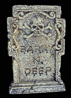 "Unknown - Tombstone - ""Barry"" (Brown)"