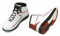 Michael Jordan: Road Version #23 - AJII Shoes (No Joints - See Note)