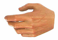 G.I. Joe Retaliation: Joe Colton - Left Relaxed Hand