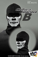 Skull Balaclava Set - Balaclava B