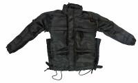 VH: PMC - Black Nylon Heavy Jacket