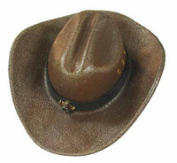 Cowboy Skull Brother - Hat (As Is - Sticky Surface)