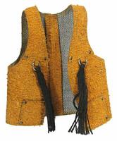 Cowboy Skull Brother - Vest