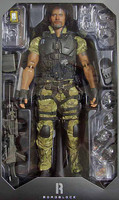 GI Joe Retaliation: Roadblock - Boxed Figure