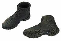 G.I. Joe Retaliation: Roadblock - Boots (Ball Sockets, no Joints)