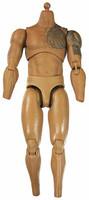 G.I. Joe Retaliation: Roadblock - Nude Body w/ Ball Neck Joint (Limit 2)