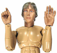 Star Wars: Luke Skywalker Rebel Hero Yavin IV - Nude Figure (All Hands)