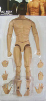 ACI -Christian: AB9 Nude Boxed Figure w/ Neck Joint & Multiple Hands and Feet