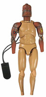 Iron Island: Jack-5 - Nude Figure w/ Electronics (As Is - See Note)