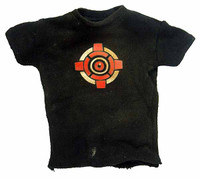 Iron Island: Jack-5 - T-Shirt (Black) (Weathered)