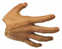 Avengers: Bruce Banner - Right Open Hand