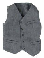 VC: Men's Suits - Grey Vest