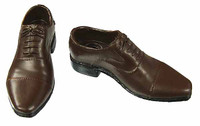 VC: Men's Suits - Brown Dress Shoes (No Ball Joints)