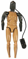 Iron Island: Jack-3 - Nude Figure w/ Electronics (As Is - See Note)