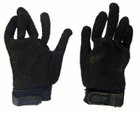 FBI Biochemical Weapons Expert - Black Gloves