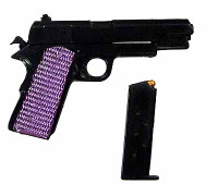 Purple Girl -  Pistol