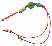 China Series: Riboud Hausen Lu Bu - Beads