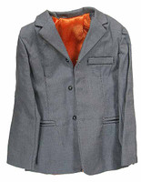 Buffoon Costume Set - Grey Jacket