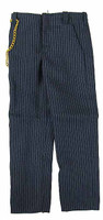 Buffoon Costume Set - Pinstriped Pants w/ Chain