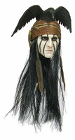The Lone Ranger: Tonto - Head (No Neck Joint)