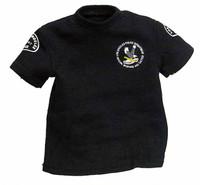 SWAT Assaulter: Driver - Black T - Shirt