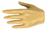 Seamless Female Large Breast: Halle - Left Relaxed Hand