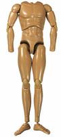 Murphy: Policeman - Nude Body w/ Feet
