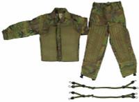 Marine Corps Scout Sniper Sergeant Major - Ghillie Uniform