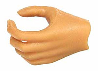 S2 Girls - Left Gripping Hand