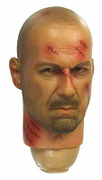 Law Enforcer - Injured Head w/ Neck Joint (Willis)