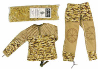 Sniper Elite - Tan Ghillie Uniform