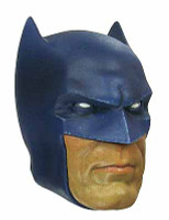 DC Comics: Batman - Head w/ Relaxed Face, Short Ears
