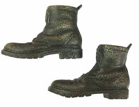 The Walking Dead: Michonne's Pet Zombies - Distressed Boots w/ Ball Joints