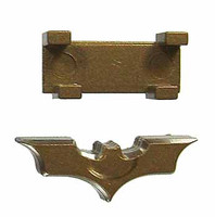 Dark Knight: Batman Armory - Batman Shuriken Stack w/ Belt Connector (See Note)