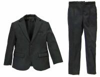 Dark Knight: Batman Armory - Alfred Black Suit Coat & Pants