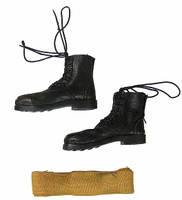 Chinese Expeditionary - Boots w/ Leggings