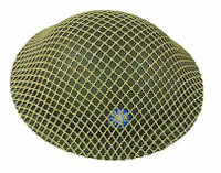 Chinese Expeditionary - Helmet (Metal) w/ Net Cover
