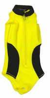 Basics: Female Scuba Suit - Yellow