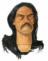 Gangster Kingdom: Diamond 3 (Trejo) - Head w/ Real Hair (Includes Neck Joint)