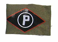 Red Army Female Soldier - Insignea Armband