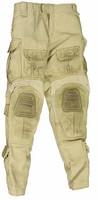 Zombie Survivor - Dirty Cargo Pants w/ Kneepads