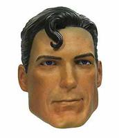 DC Comics: Superman - Head w/ Happy Expression