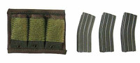 1st SFOD-D CAG (Combat Applications Group) - Triple MG Ammo Pouch w/ Ammo