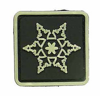 ZERT Jameson Youngblood Deathridge - 1:1 Replica Snowflake Patch