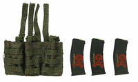 ZERT Jameson Youngblood Deathridge - Machine Gun Ammo w/ Pouch