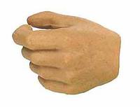 Greek General - Left Open Grip Hand