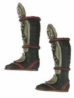 Mortal Kombat: Kung Lao - Boots (Ball Sockets)