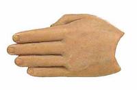 Mortal Kombat: Kung Lao - Left Flat Hand