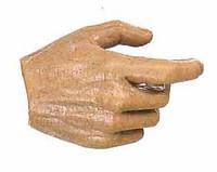 Mortal Kombat: Kung Lao - Right Trigger Hand