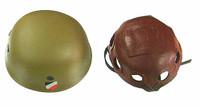 TCT: Afrika Fallschirmjager - Helmet (Metal)